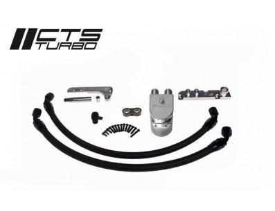 Oil Catch Can récupérateur d'huile CTS Turbo pour Audi A3 8P 2.0 TFSI