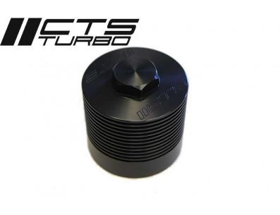 Couvre filtre à huile Aluminium CTS TURBO pour Audi S4 S5 Q5 SQ5 V6 3.0 TFSI 333cv