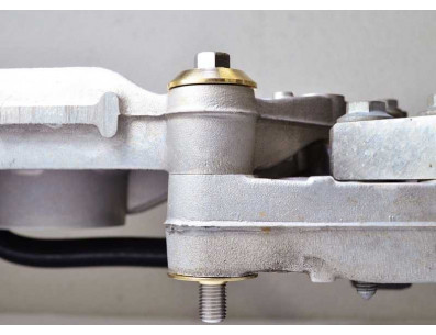 Kit inserts rondelles de berceau avant CTS Turbo pour Volkswagen Golf V GTi R32 TDI