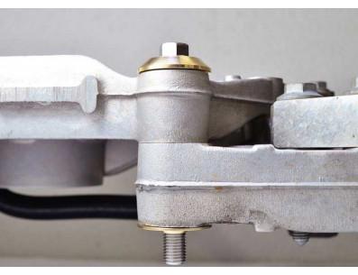 Kit inserts rondelles de berceau avant CTS Turbo pour Volkswagen Golf 7 GTi R TDI