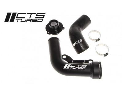 Outlet de turbo CTS Turbo pour moteur 2.0 TFSI avec Turbo K04 (S3 8P, TTS, Leon Cupra, Golf 6 R)