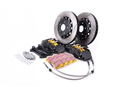 Kit gros freins AVANT disques 356x32mm étriers 6 pistons FORGE pour Volkswagen Caddy 2004-2011