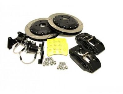 Kit gros freins arrière disques 330mm étriers 4 pistons FORGE pour Volkswagen Golf 5 1.4 TSI 140cv