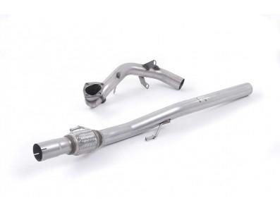 Downpipe et décatalyseur Milltek pour Audi A1 1.4 TFSi 185CV S-Tronic
