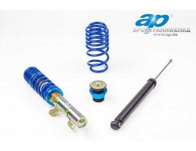 Kit Combinés filetés AP Sport Pour Audi A3 8L Mk1 1.6 1.8