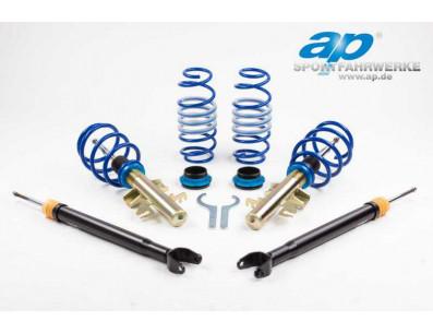 Kit Combinés filetés AP Sport Pour Audi A1 1.0 1.2 1.4 TFSI - 1.4 1.6 2.0 TDI