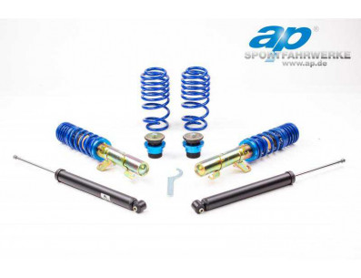 Kit Combinés filetés AP Sport Pour Audi A3 8L Mk1 1.9 TDI 2 roues motrices