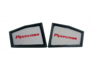 2 Filtres à air sport Pipercross PP1962 pour Audi RS4 B8 V8 4.2 FSI 450cv à partir du 09/2012