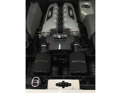 2 Filtres à air sport Pipercross PX1873 pour Audi R8 V10 5.2 FSi Quattro
