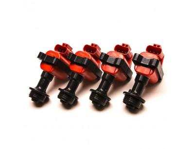 Pack de 4 Bobines d'Allumage Renforcées HP Ignition pour Nissan 200SX S13 CA18DET