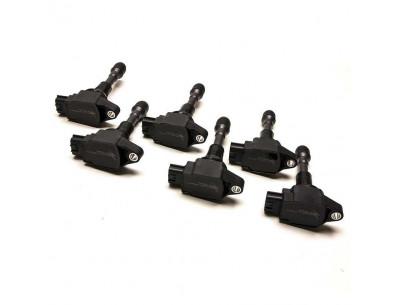 Pack de 6 Bobines d'Allumage Renforcées HP Ignition pour Nissan GT-R R35 VR38DETT