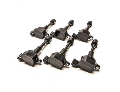 Pack de 6 Bobines d'Allumage Renforcées HP Ignition pour Nissan 350Z 280cv 300cv VQ35DE