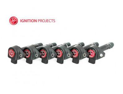 Pack de 4 Bobines d'Allumage Renforcées IGNITION PROJECTS pour Honda Acura MDX 3.5L V6