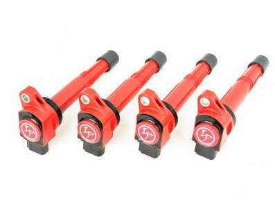 Pack de 4 Bobines d'Allumage Renforcées IGNITION PROJECTS pour Honda Acura RSX 2.0L K20A