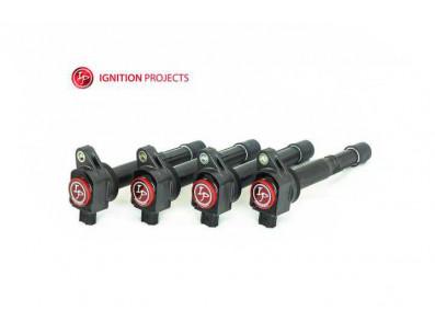 Pack de 4 Bobines d'Allumage Renforcées IGNITION PROJECTS pour Honda Accord 2.4L K24Z à partir de 2011