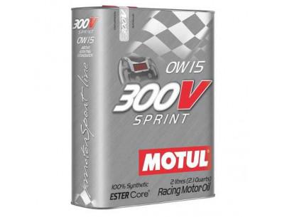 Huile Motul 300V Sprint 0w15 (Bidon de 2L)