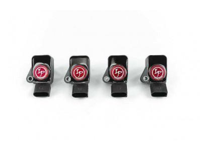Pack de 4 Bobines d'Allumage Renforcées IGNITION PROJECTS pour Volkswagen Golf 7 R 2.0 TFSI a partir de 2013
