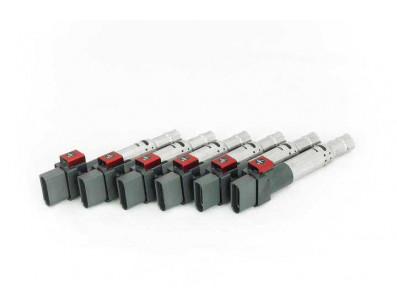 Pack de 6 Bobines d'Allumage Renforcées IGNITION PROJECTS pour Seat Leon 1M 2.8 V6 24V 4Motion