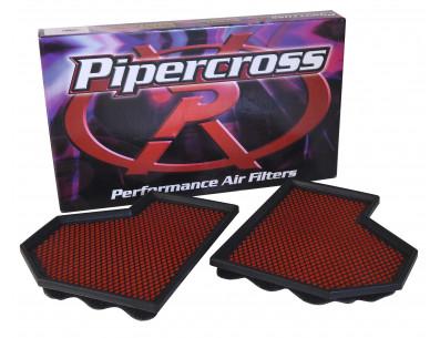 2 Filtres à air sport Pipercross PP1652 pour BMW M5 E60 5.0L V10