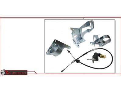 Kit support moteur boite...
