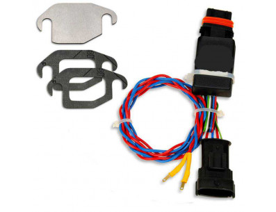 Kit suppression de Vanne EGR pour FIAT DOBLO PUNO PANDA LINEA IDEA 1.3 JTD Multijet 70cv 75cv 84cv 90cv