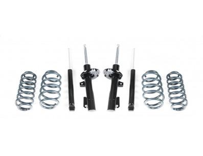 Kit amortisseurs Sport + ressorts VW RacingLine pour SEAT Leon 3 2.0 TSi 2 roues motrices avec train arrière multilink