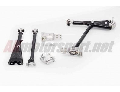 Kit Tirants de suspensions avant et triangles Réglables Uniball AKMotorsport Pour Volkswagen Golf 5 GTI TDI R32 4Motion