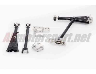 Kit Tirants de suspensions avant et triangles Réglables Uniball AKMotorsport Pour Volkswagen Passat de 2006 à 2013