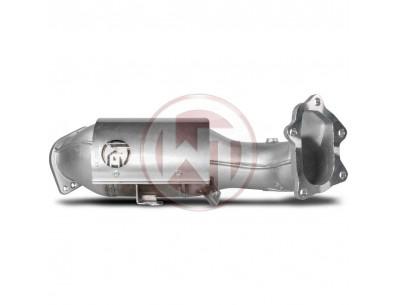 Descente de Turbo Downpipe WAGNER TUNING avec catalyseur 300 cellules Subaru WRX STI 2007 à 2018