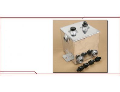 Reservoir essence Aluminium tampon 2L