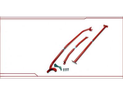 Kit Barre anti rapprochement VW Golf4 Bora TA TECHNIX