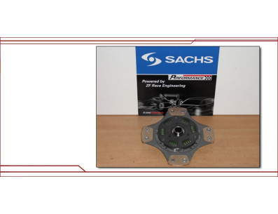 Disque Embrayage renforcé Sachs RACING 4 patins 615nm AUDI S2 RS2 adu aby