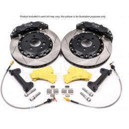 Kit gros freins AVANT disques 330x32mm étriers 6 pistons FORGE pour Volkswagen BEETLE 2.0 TDI à partir de 2013