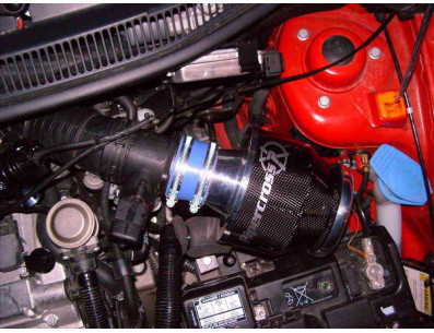 Kit Admission Dynamique VIPER carbone Pipercross VF350 pour SEAT Ibiza 6J 6P 1.8L 20V Turbo Cupra 180cv du 05/2004 au 07/2008