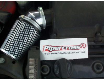 Kit Admission Direct Pipercross PK207 pour VOLKSWAGEN Polo Mk5 1.9L D du 08/1999 au 11/2001