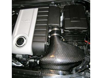 Kit Admission Dynamique carbone Pipercross PK365 pour VOLKSWAGEN Scirocco R 2.0L TSI 235cv à partir du 10/2011