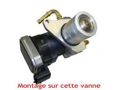 Kit Bouchon suppression de Vanne EGR pour SAAB 9-3 2.2TiD 115cv 125cv