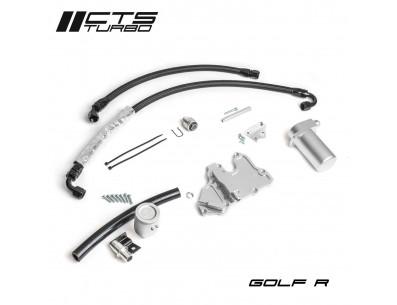 Oil Catch Can récupérateur d'huile CTS Turbo pour Volkswagen Golf Mk7 Mk7.5 R 2.0 TFSI EA888.3