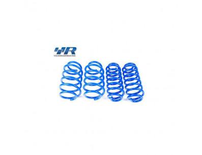 Kit ressorts courts Sport VW RacingLine pour Skoda Octavia 1Z vRS 2.0 TSI 200cv de 2004 à 2013