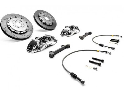 Kit gros freins avant disques 380mm étriers 6 pistons RacingLine pour AUDI A3 8P 2.0 TFSI / 2.0 TDI / S3 2.0 TFSi / TT TTS 8J