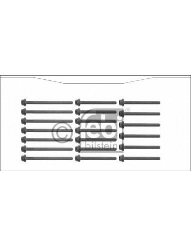 Cylinder head screw for Golf 4 Golf 5 R32 Audi A3 TT 3.2L FEBI
