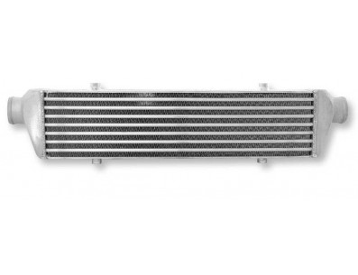 Intercooler aluminium 550x140x65mm entrée sortie 60mm