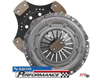 Kit Embrayage renforcé Sachs performance Stage 2 Seat Ibiza 1.9 TDI 100cv 101cv BMT