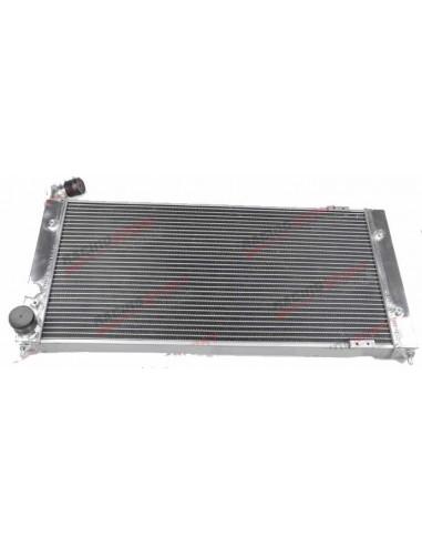 Corrado VR6 2.9L aluminum radiator