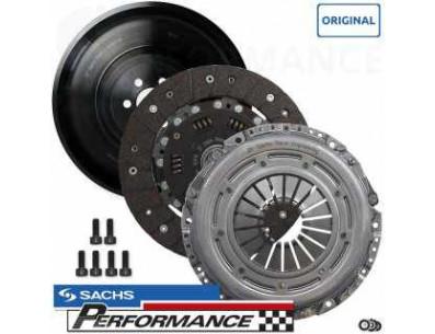 Embrayage renforcé + Volant moteur Sachs 550Nm Audi A3 2.0L TDi 140cv 163cv 170cv Stage 1