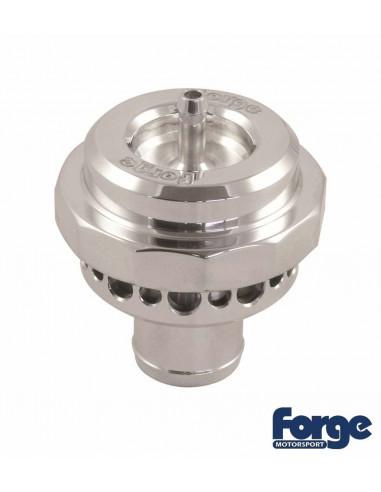 Forge Motorsport Universal Diaphragm Dump Valve FMDV001 - open circuit - aluminum color