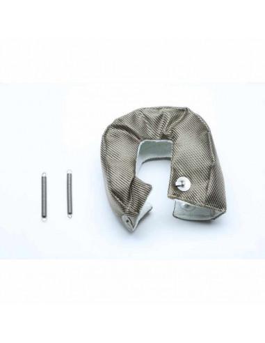 Protection thermique turbo en TITANE T25 T3 T4