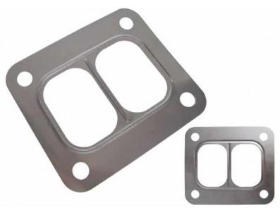Joint métal divided TWIN SCROLL pour platine de turbo T4 T04E T66 T70 GT35 GT40
