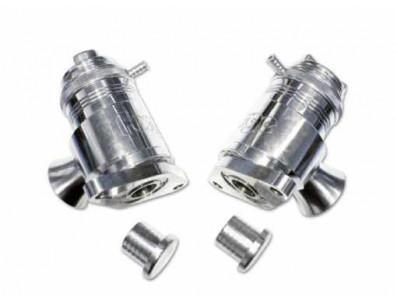 Kit Double dump valve FORGE à décharge externe pour NISSAN GT-R R35 3.8 Bi-Turbo 550cv