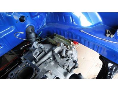 Adaptateur boîte de vitesse 02M pour Volkswagen Golf 3 2.8 2.9 VR6 aaa abv Turbo